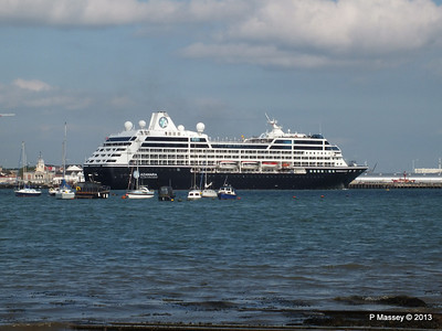 AZAMARA QUEST Departs Southampton PDM 10-06-2013 17-06-51