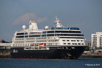AZAMARA QUEST outbound Southampton PDM 22-07-2016 19-08-20