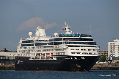 AZAMARA QUEST outbound Southampton PDM 22-07-2016 19-08-17