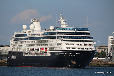 AZAMARA QUEST outbound Southampton PDM 22-07-2016 19-08-017