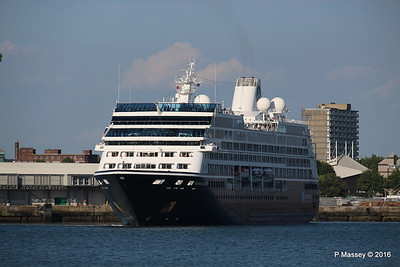 AZAMARA QUEST outbound Southampton PDM 22-07-2016 19-07-20