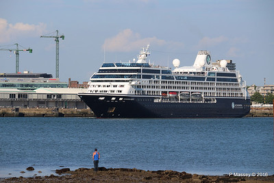 AZAMARA QUEST outbound Southampton PDM 22-07-2016 19-06-02