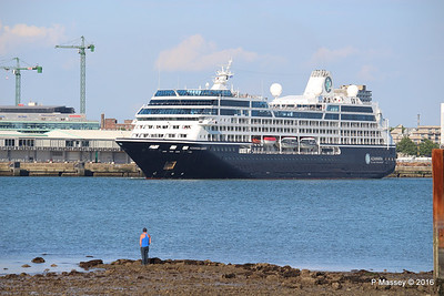 AZAMARA QUEST outbound Southampton PDM 22-07-2016 19-06-00