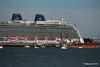BRITANNIA over Town Quay Southampton PDM 12-09-2015 15-38-044
