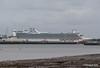 CARIBBEAN PRINCESS Over Town Quay Southampton PDM 20-05-2016 17-13-48