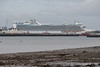 CARIBBEAN PRINCESS Over Town Quay Southampton PDM 20-05-2016 17-13-07