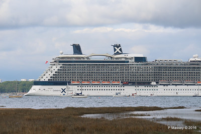 CELEBRITY ECLIPSE Departing Southampton PDM 10-05-2016 16-56-23