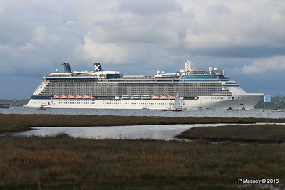 CELEBRITY ECLIPSE Departing Southampton PDM 10-05-2016 16-54-30