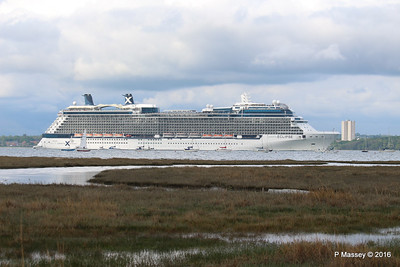 CELEBRITY ECLIPSE Departing Southampton PDM 10-05-2016 16-54-59
