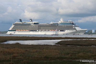 CELEBRITY ECLIPSE Departing Southampton PDM 10-05-2016 16-54-32