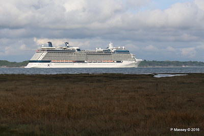 CELEBRITY ECLIPSE Departing Southampton PDM 10-05-2016 16-58-03