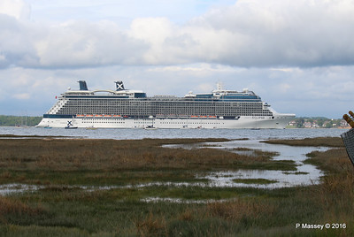 CELEBRITY ECLIPSE Departing Southampton PDM 10-05-2016 16-56-10