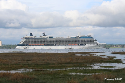 CELEBRITY ECLIPSE Departing Southampton PDM 10-05-2016 16-56-01