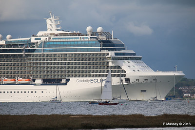 CELEBRITY ECLIPSE Departing Southampton PDM 10-05-2016 16-54-20