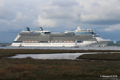 CELEBRITY ECLIPSE Departing Southampton PDM 10-05-2016 16-54-29