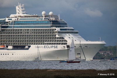 CELEBRITY ECLIPSE Departing Southampton PDM 10-05-2016 16-54-17