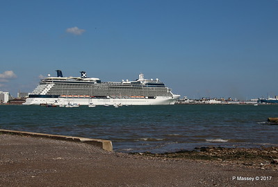 CELEBRITY ECLIPSE Departing Southampton PDM 29-04-2017 15-13-20
