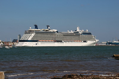 CELEBRITY ECLIPSE Departing Southampton PDM 29-04-2017 15-14-54