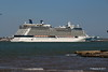 CELEBRITY ECLIPSE Departing ss SHIELDHALL Southampton PDM 29-04-2017 15-15-050