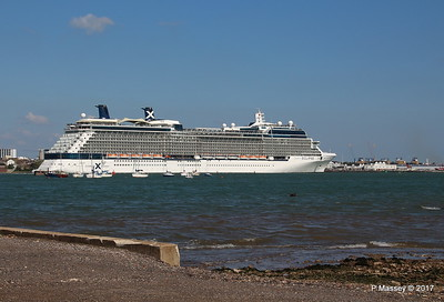 CELEBRITY ECLIPSE Departing Southampton PDM 29-04-2017 15-13-36