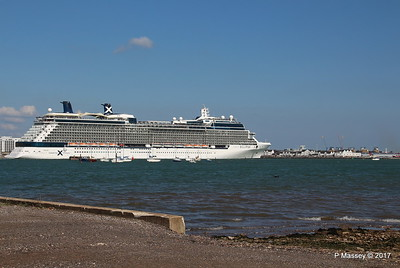 CELEBRITY ECLIPSE Departing Southampton PDM 29-04-2017 15-12-59