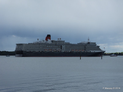 QUEEN ELIZABETH 4 June 2014
