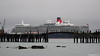 QUEEN ELIZABETH Over Husbands Jetty Southampton PDM 23-12-2017 11-37-24