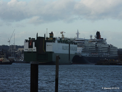 DON CARLOS QUEEN ELIZABETH Southampton PDM 19-12-2014 14-17-52