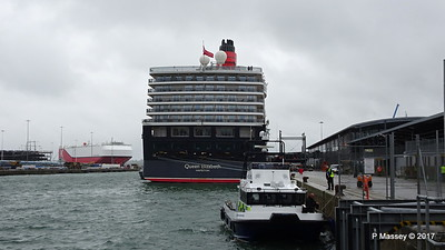 POLARIS HIGHWAY QUEEN ELIZABETH COMMANDER Southampton PDM 28-07-2017 13-06-24
