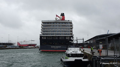 POLARIS HIGHWAY QUEEN ELIZABETH COMMANDER Southampton PDM 28-07-2017 13-06-23