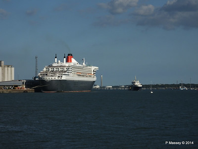 QUEEN MARY 2 THV GALATEA Southampton PDM 13-07-2014 19-24-48