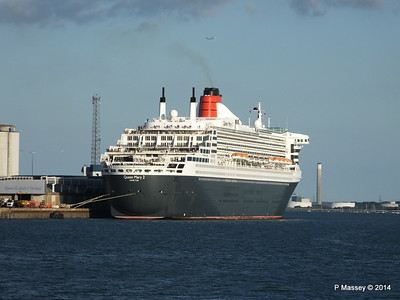 QUEEN MARY 2 Southampton PDM 13-07-2014 19-51-09