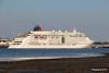 EUROPA 2 Outbound Southampton PDM 22-07-2016 20-08-03