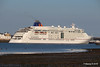 EUROPA 2 Outbound Southampton PDM 22-07-2016 20-08-17