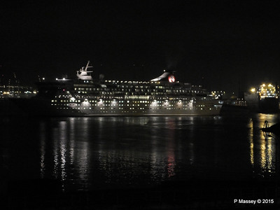 BALMORAL Departing Southampton Night PDM 04-01-2015 17-31-38