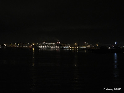 BALMORAL Departing Southampton Night PDM 04-01-2015 17-27-22