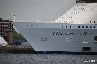 HARMONY OF THE SEAS Southampton PDM 20-05-2016 18-05-15