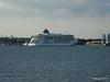 EUROPA 2 departing Southampton PDM 25-06-2014 20-00-58
