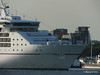 EUROPA 2 departing Southampton PDM 25-06-2014 20-04-00