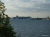 EUROPA 2 departing Southampton PDM 25-06-2014 20-03-20