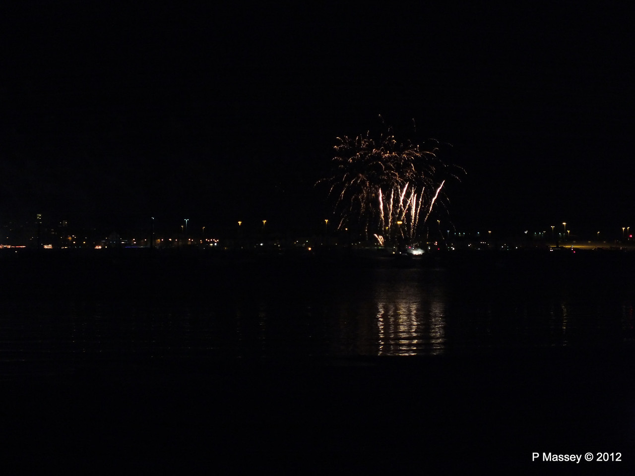 Fireworks off Mayflower Park PDM 03-11-2012 20-48-51