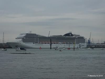 MSC MAGNIFICA Southampton PDM 15-10-2014 10-25-58