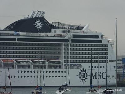 MSC MAGNIFICA Southampton PDM 15-10-2014 10-23-44