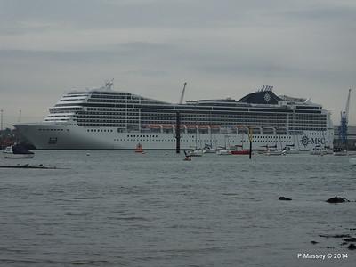 MSC MAGNIFICA Southampton PDM 15-10-2014 10-28-020