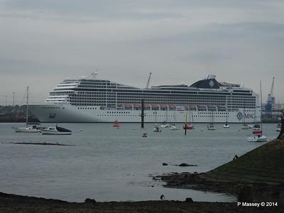MSC MAGNIFICA Southampton PDM 15-10-2014 10-23-20
