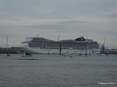 MSC MAGNIFICA Southampton PDM 15-10-2014 10-26-08