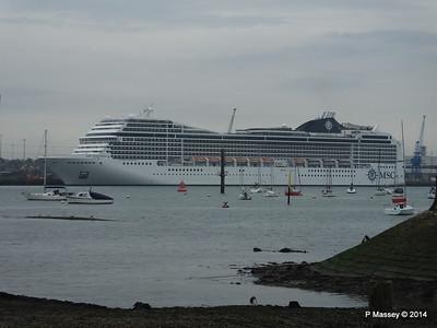 MSC MAGNIFICA Southampton PDM 15-10-2014 10-23-020