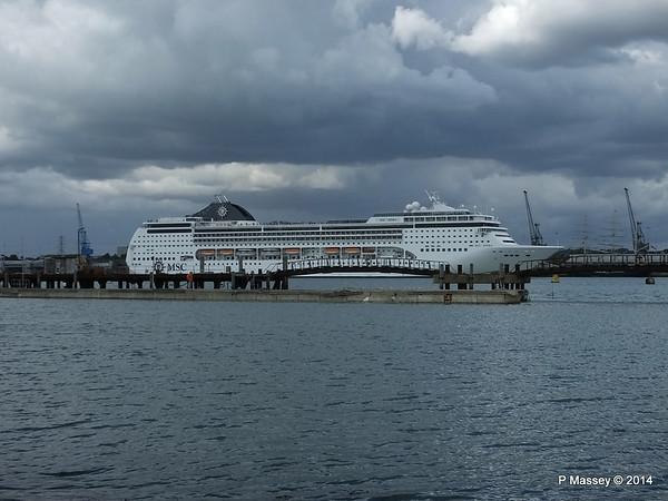MSC OPERA Departing Southampton PDM 18-08-2014 16-13-04