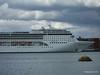 MSC OPERA Departing Southampton PDM 18-08-2014 16-14-35