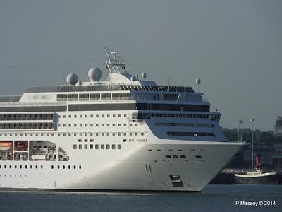 MSC OPERA Departing Southampton PDM 17-05-2014 18-45-50